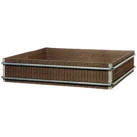 堆肥ワク A-19 1520L [肥料 土 瀧商店] 190×190×H42cm (法人・営業所止選択) サンポリ