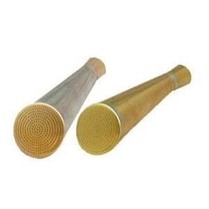 根岸産業 ステンレス製・真鍮製 4号用 斜口(どちらか選択)