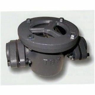 ポンプ用 砂取機 TB3736 50mm 東邦工業