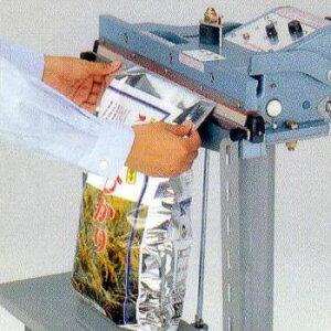 米袋用シーラー FR-450-2 足踏み式シーラー 富士インパルス[シール専用 足踏 作業台]