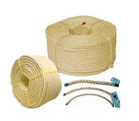 サイザル麻ロープ 10mm×200m