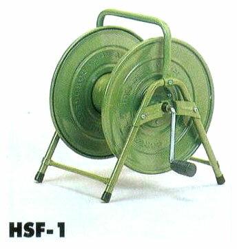 ハタヤ 空リール 電線・ロープ巻取り器 HSF-1 カラリール haya 【smtb-ms】[ロープリール 瀧商店]