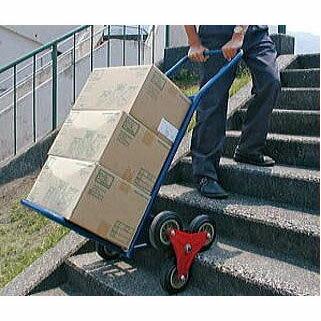 シシク 階段昇降運搬台車 HT0101N 3輪式階段昇降タイプ