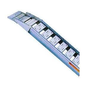 アルミブリッジ 4.0t 昭和ブリッジ SBAG型 2本セットSBAG-360-40-4.0(全長3.6M×有効幅40cm)
