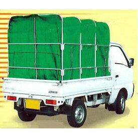 籾がら専用コンテナー ネットコンテナ 軽トラック 4反用 ケーエス製販 法人個人選択