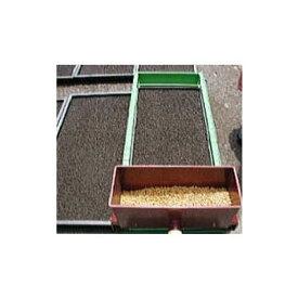 (種まき機) HR 水稲 みくに式 播種機 改良型 ガードレール付[瀧商店 園芸用品 農機具 楽天 たねまき] (zmL1)