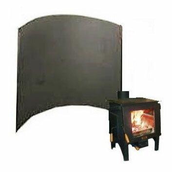 薪ストーブ用 遮熱アーチパネル W1200×H1600×1.6[暖房 瀧商店]