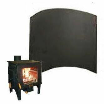 薪ストーブ用 遮熱アーチパネル W1200×H1700×1.6[暖房 瀧商店]