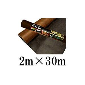 デュポン プランテックス 防草シート 2m×30m 厚さ0.64mmブラック/ブラウン XA-240BB2.0 強力 (旧品名 Xavan ザバーン)