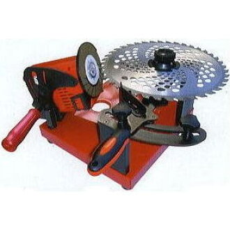 [Tipped grinder, blade master sharpening tipped N-822 circular saws tipped, cutting pay machines for tipped and mowing