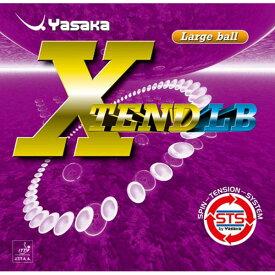 卓球 ラバー 初心者 中級者 上級者 卓球ラバー Yasaka ヤサカ エクステンドLB aca0062 ネコポス便送料無料