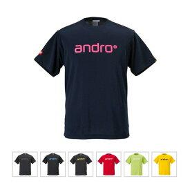 ANDRO アンドロ ナパティーシャツ IV 卓球 ユニフォーム 卓球ウェア メンズ レディース ajg0164 公式試合対応 ジュニア キッズ