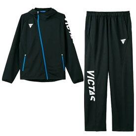 ジャージ 上下セット VICTAS ヴィクタス V-NJJ207 V-NJP208トレーニングパンツ 卓球 ユニフォーム ビクタス