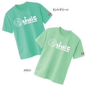 ジュウイック (JUIC) ahg0287-1 ピーカンT卓球 Tシャツ 全35色カラー キッズ ジュニア メンズ レディース 初心者 中級者 上級者