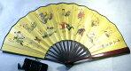 扇子漢詩書画中国飾り工芸扇子