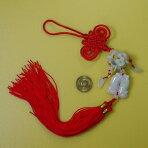 天然石彫刻中国結び飾り中国雑貨幸せを呼ぶ風水開運癒しグッズインテリア装飾品