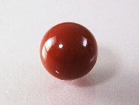 血赤珊瑚 ルース 高知県産血赤珊瑚の14.4mm玉 自分だけのプレシャスジュエリーを作りませんか? 無染色さんご サンゴ パーツ