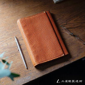 【土屋鞄】トーンオイルヌメ マルチポケットバイブル手帳 オイルヌメ革 本革 日本製