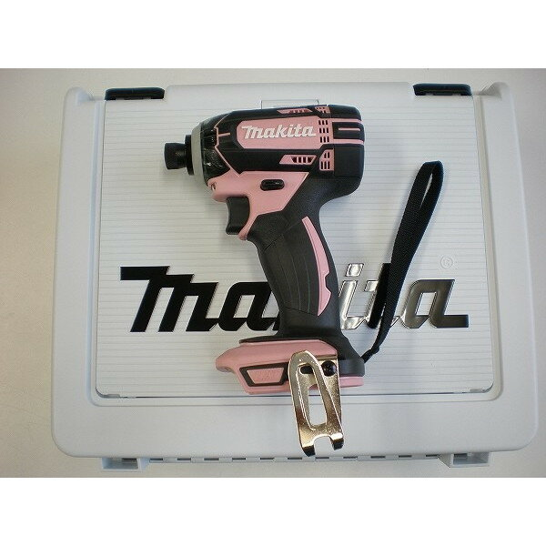 ☆SALE ■マキタ 18V インパクトドライバー TD149DZP ピンク ★本体+ケース ★新品