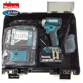 makita■マキタ 18V 6.0Ah インパクトドライバー TD171DRGX--B1 (青) ★電池1個仕様! 新品