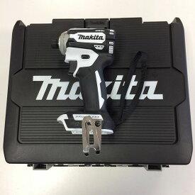 ■マキタ 18V インパクトドライバー TD171DZW (白) 本体+収納ケース ★新品