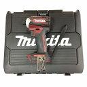 ☆最新型 ■マキタ 18V インパクトドライバー TD171DZAR (オーセンティックレッド) 本体+収納ケース ★新品