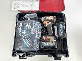 ★限定色 ■マキタ 40V インパクトドライバー TD001GDXFC (フレッシュ カッパー) ★新品セット