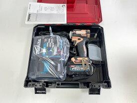 ■マキタ 40V インパクトドライバー TD001GDXFC--B1 (フレッシュカッパー)★電池1個仕様 新品 ★限定色