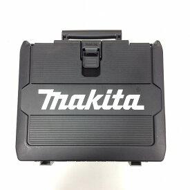 ★新型■マキタ インパクトドライバー 最新 TD171D用 収納ケース TD171DRGX,TD171DGXAR,TD171DGXABなど用 NEW ★プラスチックケース