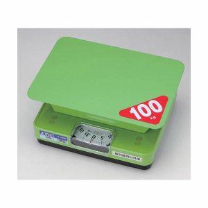 ■シンワ測定 簡易自動はかり ほうさく100kg★農作物などに◆品番70008