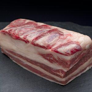 釧路産 馬肉ブロック(バラ肉)300g
