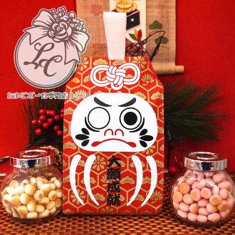Omamori 达摩蛋 Bolo 倾向于通过祈祷为好运气新的一年新的一年 daiganji 成就考试糖果的魅力传递 83: