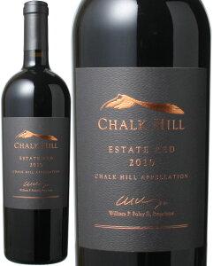 エステート・レッド [2015] チョーク・ヒル <赤> <ワイン/アメリカ> ※ヴィンテージが異なる場合があります。