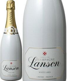 【9月度プレミアム価格】ランソン ホワイトラベル セック NV <白> <ワイン/シャンパン>