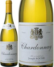 ジョセフ・ロッシュ シャルドネ [2018] <白> <ワイン/フランス> ※ヴィンテージが異なる場合があります。