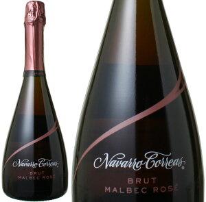 マルベック・ロゼ ブリュット NV ボデガ・ナバロ・コレアス <ロゼ> <ワイン/スパークリング>