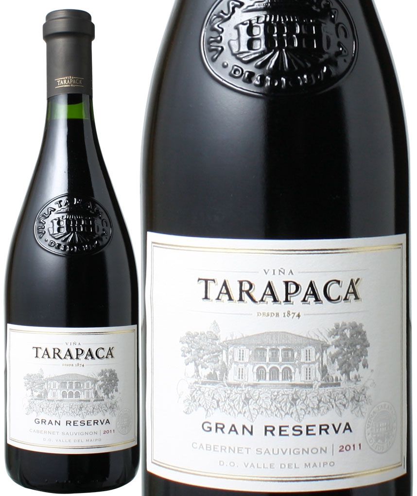 タラパカ グラン・レゼルバ カベルネ・ソーヴィニヨン [2015] <赤> <ワイン/チリ> ※ヴィンテージが異なる場合があります