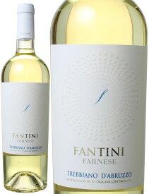 トレッビアーノ・ダブルッツオ ファンティーニ [2018] ファルネーゼ <白> <ワイン/イタリア>
