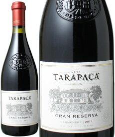タラパカ グラン・レゼルバ カルメネール [2017] <赤> <ワイン/チリ>
