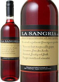 ラ・サングリア NV ボデガス・アルスピーデ <赤> <ワイン/スペイン>