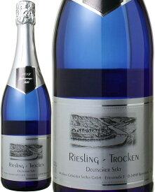 ゼクト リースリング・トロッケン モーゼル・トリッテンハイム 瓶内二次発酵 [2018] ロマヌス・ケラーライ <白> <ワイン/スパークリング>※ヴィンテージが異なる場合がございますのでご了承ください