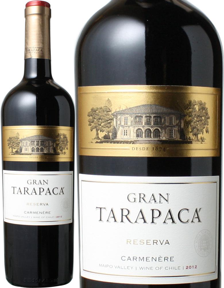グランタラパカ カルメネール [2015] <赤> <ワイン/チリ>