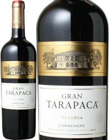 グランタラパカ カルメネール [2017] <赤> <ワイン/チリ> ※ヴィンテージが異なる場合があります。