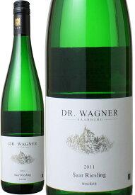 リースリング トロッケン Q.b.A. [2017] ドクター・ワグナー <白> <ワイン/ドイツ>【KA471】