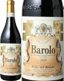 バローロ [2013] テッレ・デル・バローロ <赤> <ワイン/イタリア>【I270】
