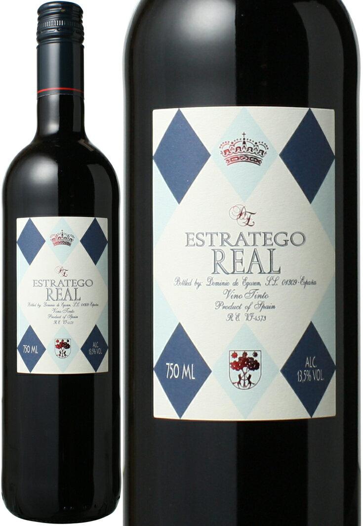 エストラテゴ・レアル ドミニオ・デ・エグレン <赤> <ワイン/スペイン>