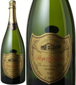 カヴァ ロジャーグラート ゴールド・ブリュット マグナムサイズ 1500ml NV <白> <ワイン/スパークリング>