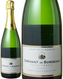 クレマン・ド・ボルドー NV シャンヴェルメイユ <白> <ワイン/スパークリング>
