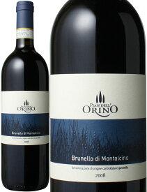 ブルネッロ・ディ・モンタルチーノ [2013] ピアン・デッロリーノ <赤> <ワイン/イタリア>
