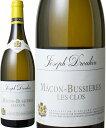 マコン・ビュシエール レ・クロ [2018] ジョゼフ・ドルーアン <白> <ワイン/ブルゴーニュ> ※ヴィンテージが異なる場合があります。